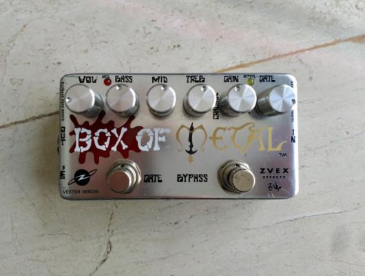 Zvex Box Of Metal