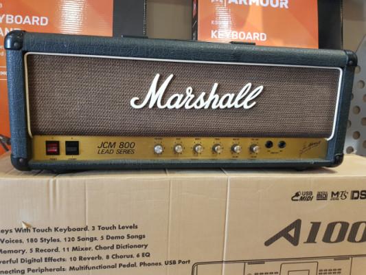 Cabezal Marshall JCM800 1987