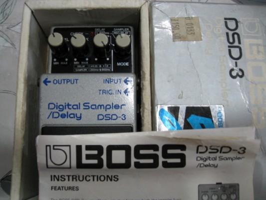 Boss DSD-3 Digital Delay Japón Envio Gratis