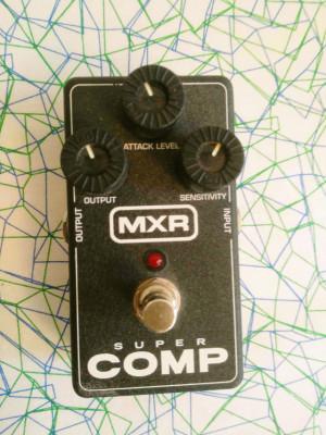 Pedal compresor MXR Super Comp (M132)