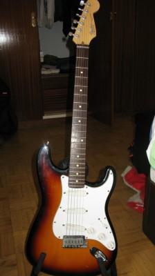 Vendo Fender Stratocaster americana del 93