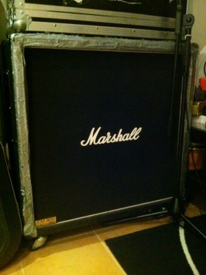 O Cambio Pantalla MARSHALL 4x12 1960B MADE IN ENGLAND