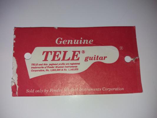 Fender Telecaster USA 1993