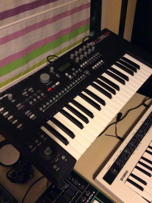 ) (reservado) elektron analog keys perfecto estado