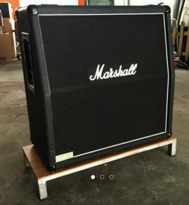 Marshall 1960A Celestion Ingleses Nueva