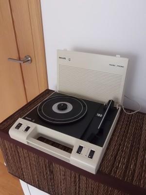Tocadiscos Philips AF190 (1975)