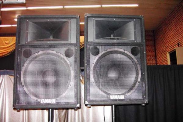 Equipo completo P.A Yamaha+Samson