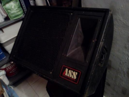 altavoces ASS, 450W, con o sin etapa de potencia (2x800)