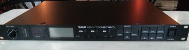 ECUALIZADOR YAMAHA YDG-2030 (Envío incluido)