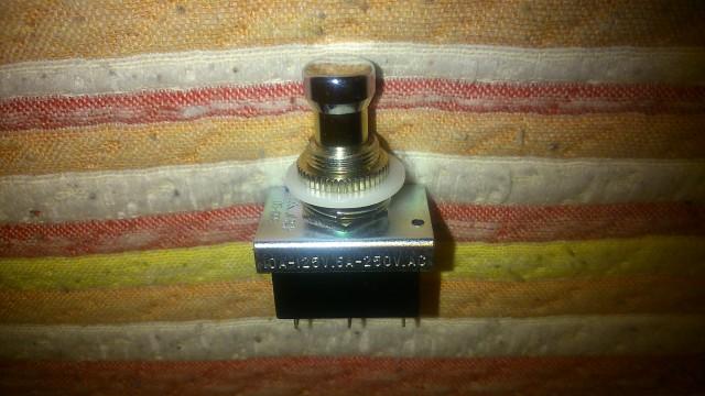 Interruptor / Switch 2PDT