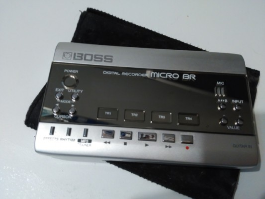 Grabador BOSS microBR