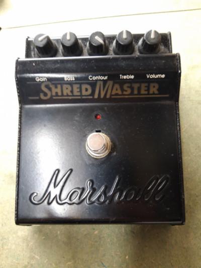 Pedal Marshall SHREDMASTER