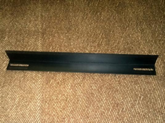 Guías para rack de 38cm a modo de bandeja