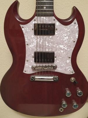 Gibson SG Special 2002  customizada
