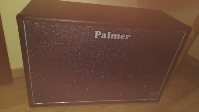 Palmer 2x12 celestion gt12 hot 150w