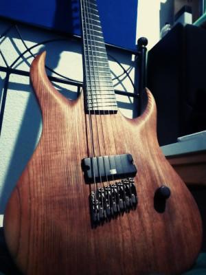 VENDO Guitarra HAPAS KAYZER 727 FF CUSTOM