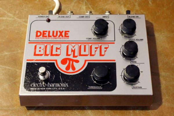 Electro Harmonix Deluxe Big Muff (Distorter/compressor) Vintage