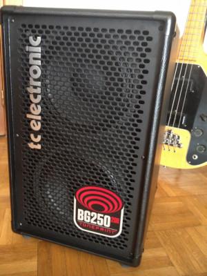 Combo de bajo Tc Electronic BG250-208