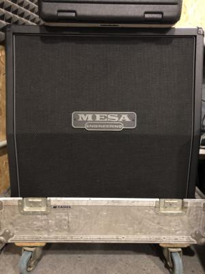 REBAJÓN!/Cambio Mesa Boogie Rectifier 4x12 + flight case aluminio