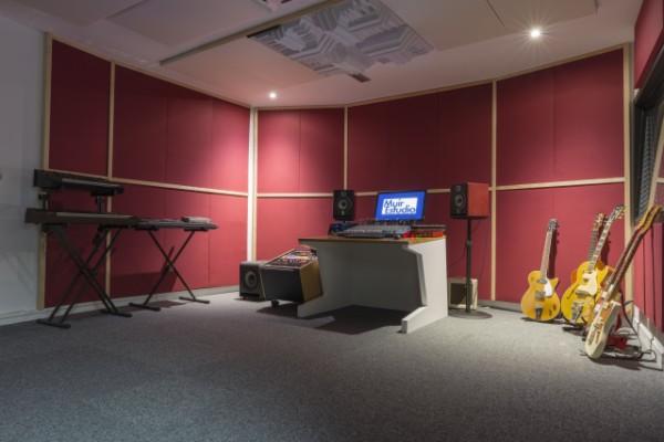 MUIR Estudio de grabación en Donostia