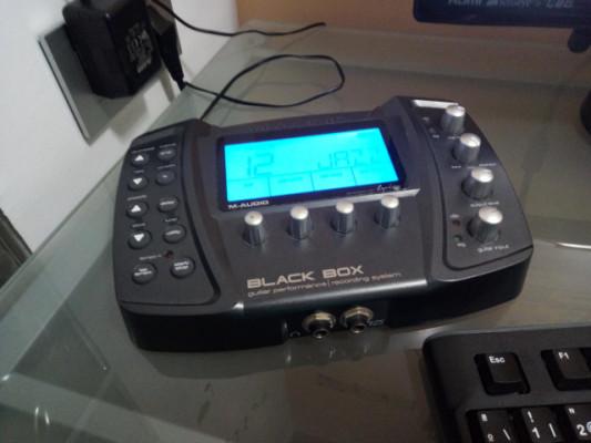 M-Audio Black Box  (((combios dentro)))