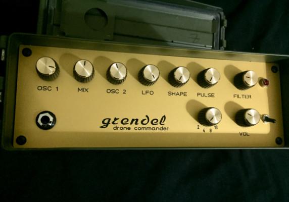 Grendel Drone Commander (V1)