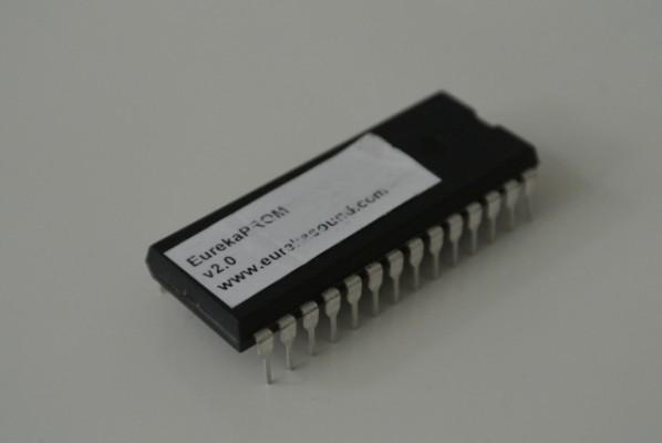 EurekaProm V2.0 chip para controladora MIDI FCB-1010