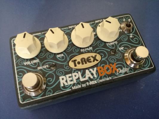 Pedal delay T-Rex Replay Box