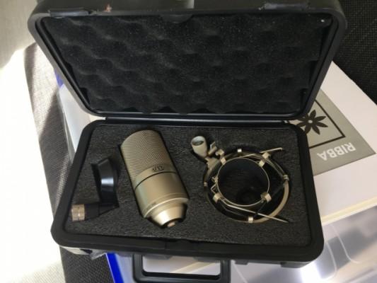 Microfono de condensador MXL990