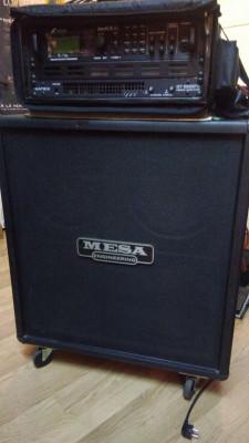 Mesa Boogie Rectifier 4x12 Recta sobredimensionada por 2x12 (también venta)