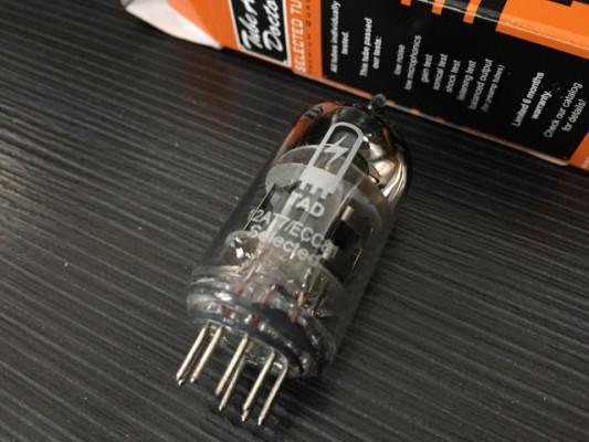 Válvula TAD RT002 12AT7/ECC81 (A ESTRENAR)