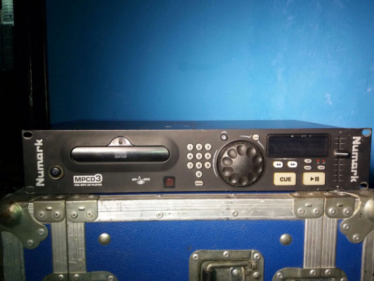 Reproductor CD MP3 Numark