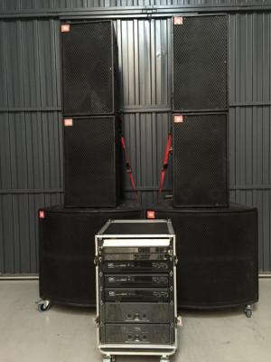 Vendo equipo de música de 10.000 wat.