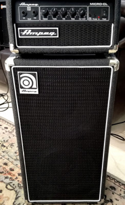 Ampeg SVT micro stack