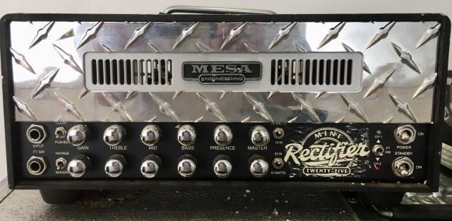 Cabezal Mesa Boogie Mini Rectifier Twenty-Five