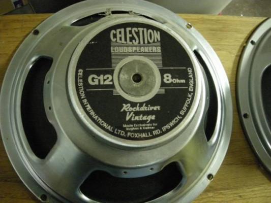 4x12 Celestion Vintage Rockdriver