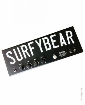 Reverb de muelles SurfyBear Metal