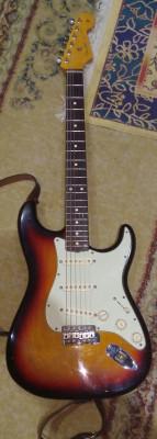 Fender stratocaster av62