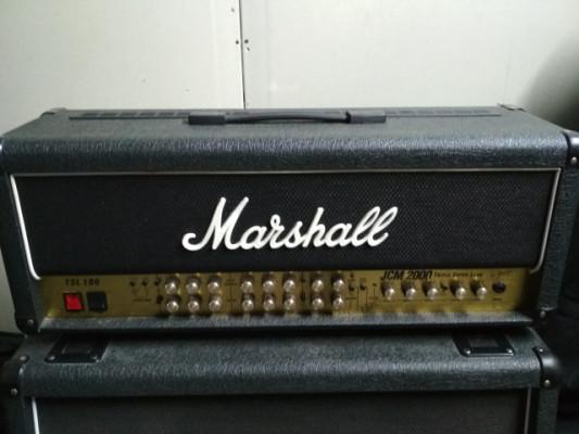 (REBAJADO) Cabezal Marshall JCM 2000 TSL 100 W a válvulas