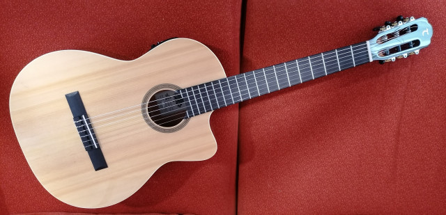 Guitarra Electro Clásica Tanglewood TWE3