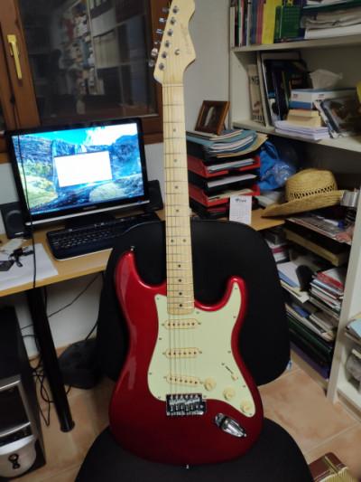 Cambio guitarra/s por amplificador valvulas