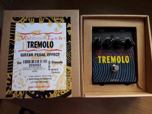 Pedal Tremolo Voodoo Lab (Nuevo)