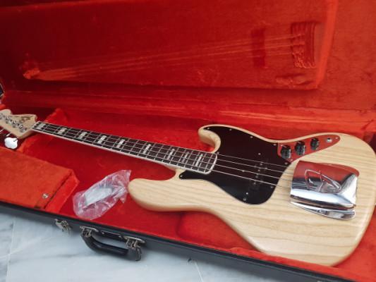 Fender Jazz bass American Vintage 75's Reissue (Envío incluido)