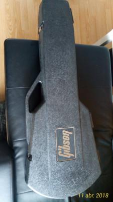 Estuche Gibson vintage años 70-80