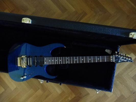IBANEZ RG 570 (Azul con veta)