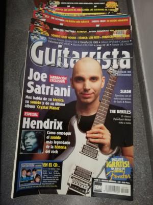 Guitarrista, Revista