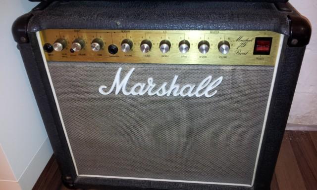 Marshall JCM 75 Reverb