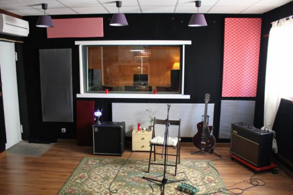 Alquiler estudio de grabación Madrid Centro (100m2)
