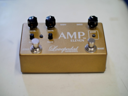pedales : Lovepedal, Artec, Danaelectro