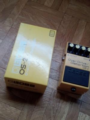 BOSS Oerdrive/Distortion OS-2